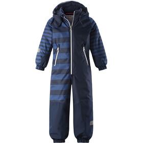Reima Harjanne Reimatec Winter Overall Barn Jeans Blue